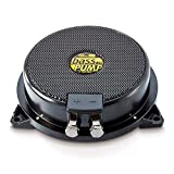 Sinuslive hochwertiger Bassshaker Körperschallwandler - BassPumpIII 11380 der Körperschallerzeuger Bodyshaker für Auto Sofa Heimkino - 8 Ohm schwarz