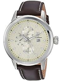 S.Coifman SC0411 - Reloj de pulsera hombre, color Marrón