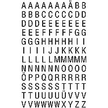 Avery Zweckform 3720 - Etiquetas de letras (A-Z 6.5 mm, papel de aluminio,