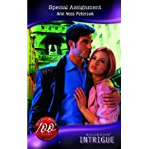Special Assignment (Bodyguards Unlimited, Denver, CO, Book 2) (Silhouette Intrigue) by Ann Voss Peterson (2008-04-01)