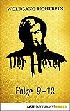 Der Hexer -  Folge 9-12 (Der Hexer - Sammelband 3)