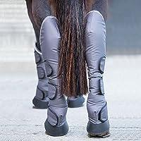 Rambo Botas de Viaje Negro Negro Talla:Pony