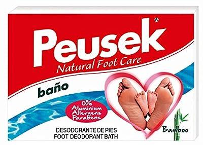PEUSEK-baño de pies antitranspirante.