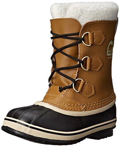 Sorel Kinder Stiefel, YOOT PAC TP, Braun (Mesquite), Größe: 36