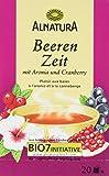 Alnatura Bio Beerenzeit-Tee, 20 Beutel, 6er Pack (6 x 40 g)
