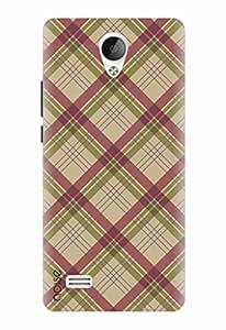 Noise Designer Printed Case / Cover for Vivo Y21 / Patterns & Ethnic / Triangle Design