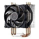 Cooler Master MasterAir Pro 3 Prozessor Kühler - Computer Kühlkomponenten (Prozessor, Kühler, 9,2 cm, Socket 755, Buchse AM2, Buchse AM2+, Buchse AM3, Socket AM3+, Socket FM1, Socket FM2, Socket FM2+,..., 650 RPM, 3000 RPM)