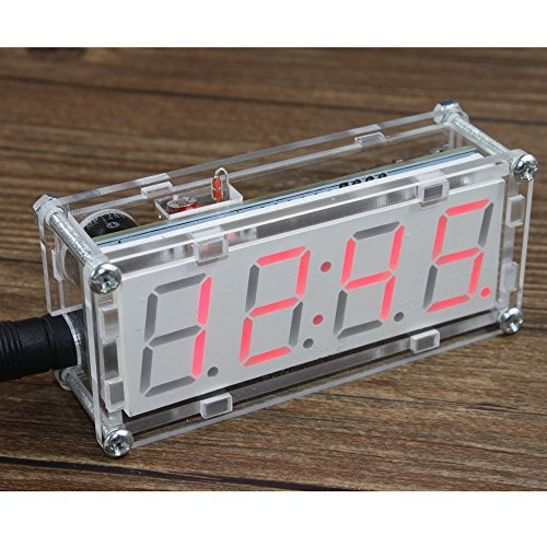 kkmoon-4-digit-diy-led-electronic-clock-kit-microcontroller-08inch-digital-tube-clock-with-thermomet