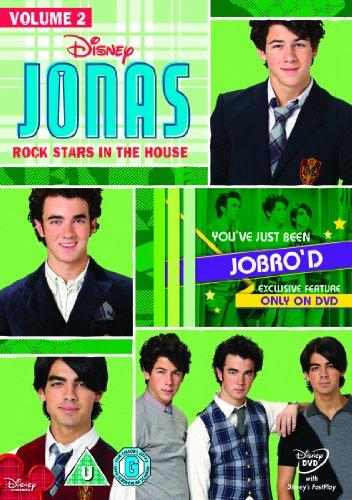 Jonas - Series 1, Vol. 2 - Rock Stars In The House