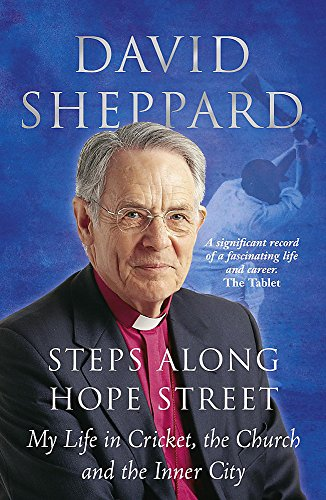 Steps Along Hope Street: My Life in London and Liverpool por David Sheppard