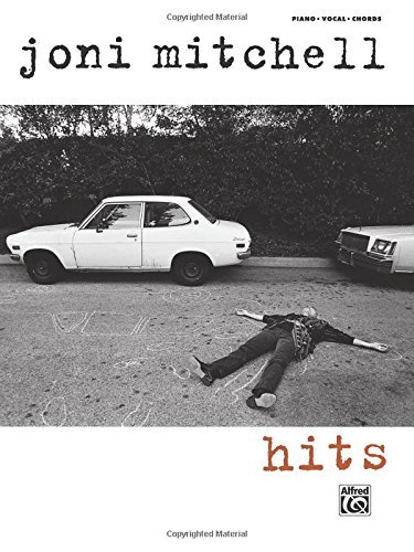 Joni Mitchell: Hits: Piano/Vocal/Chords (English Edition)