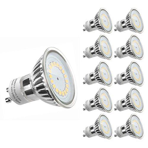 le-10-pack-gu10-led-light-bulbs-50w-halogen-bulbs-equivalent-mr16-35w-350lm-warm-white-3000k-120-bea