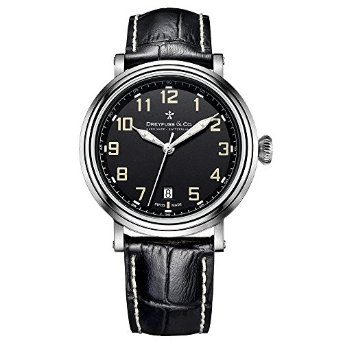 Dreyfuss and Co DGS00152-19 Herren armbanduhr
