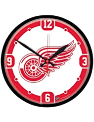 WinCraft Detroit Red Wings Eishockey NHL Wanduhr