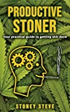 Book cover image for Productive Stoner: Your practical guide to getting shit done