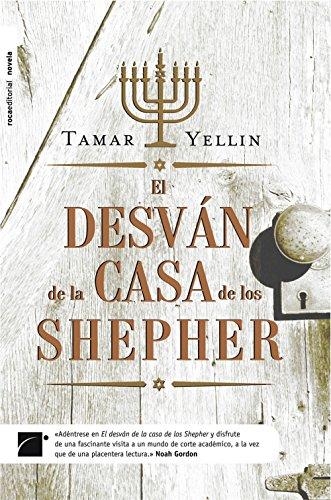 El desván de los Shepher - Tamar Yellin  51DM2WrghzL