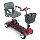 Morecare Mobility Kymco K-Lite Micro Transportable Mobility Scooter Lightweight