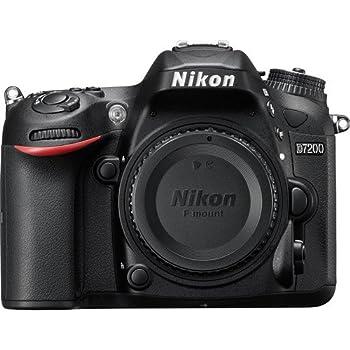Nikon D7200 Cuerpo de la cámara SLR 24,2 MP CMOS 6000 x 4000 ...