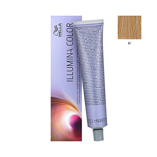 Wella Illumina Color 8/ hellblond 60ml