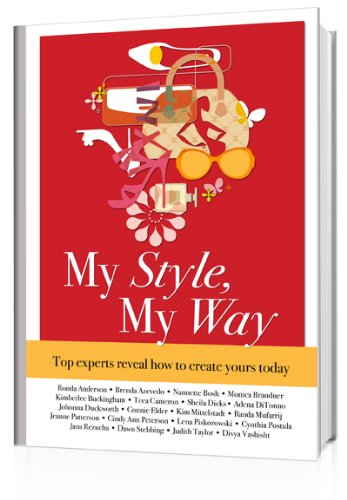 my-style-my-way-top-experts-reveal-how-to-create-yours-today-english-edition