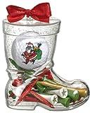 Als Geschenkidee zu Weihnachten bestellen Für Golfer - Sportiques Stiefel mit Ball und Tees