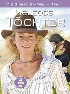 McLeods Töchter - Die siebte Staffel, Teil 1 [4 DVDs]