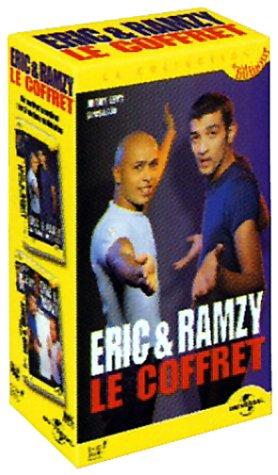 Eric & Ramzy : Palais des glaces / Les mots 2 [VHS]