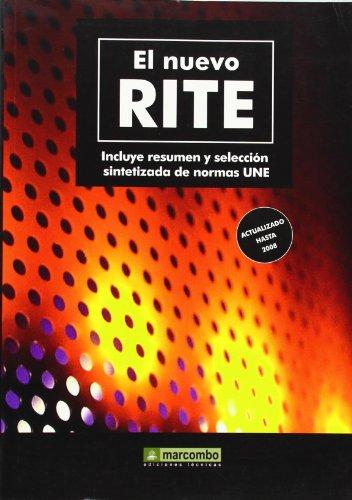 El Nuevo RITE  1ª Edición por Aa.Vv.