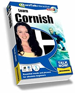 Talk Now Learn Cornish: Essential Words and Phrases for Absolute Beginners (PC/Mac)