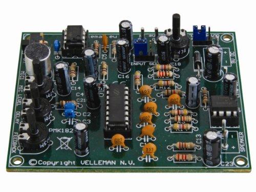 Velleman DIGITALER Echo-Generator