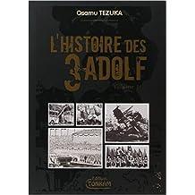 Histoire des 3 Adolf (l') - Deluxe Vol.1 de TEZUKA Osamu ( 21 mai 2008 )