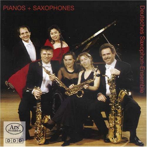 Pianos & Saxophones
