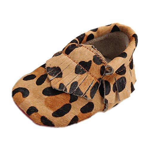 Mokassins B Baby Frog Jungen Boots Moccasins Leap Leopard qB1X61