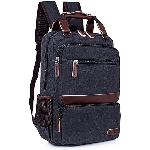 Leaper-Zaino multifunzionale Unisex, per valigie & Travel Bags-Zaino da escursionismo,