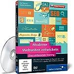 Moderne Webseiten entwickeln - Über 12 Stunden Praxiswissen zu allen Webtechnologien inkl. HTML5, CSS3, JavaScript, AJAX...
