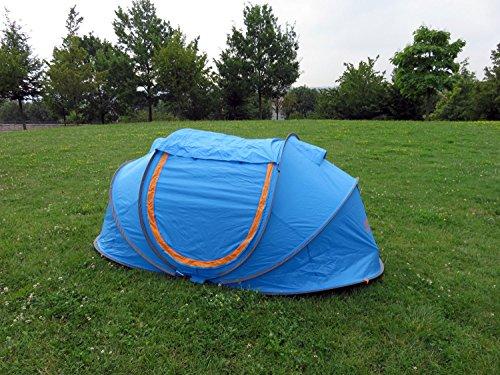 Himalaya Popup Kuppelzelt Outdoor für 2 Personen im Test - 3
