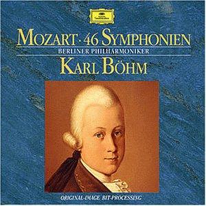 Mozart: 46 Symphonien (Gesamtaufnahme) -