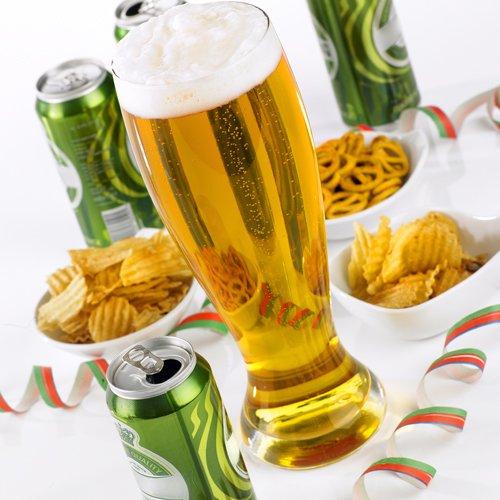 The discovery store - bicchiere gigante per birra, contiene 2,5 pinte