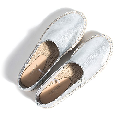 Parfois - Chaussures Chaussures Talon Plat Argenté - Femmes Argenté