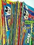 ca. 46 x Micky Maus Hefte aus 1998 , Bereich Nr. 1- 52 , Ehapa Comic-Heft, Set Sammlung Konvolut