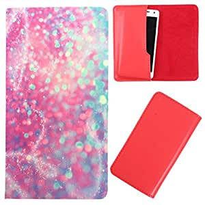 DooDa - For Gionee Ctrl V6L PU Leather Designer Fashionable Fancy Case Cover Pouch With Smooth Inner Velvet