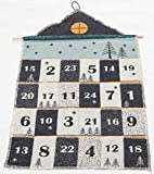 David Fussenegger ADVENTSKALENDER Haus anthrazit 45/80 [SA2018]