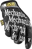 Mechanix Wear MG-05-010 Mech Gloves Black Lrg