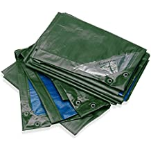 Lona Rainexo RX250-3X4-GB, 3 x 4 m, 250 g / m², incluye ojales