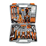 83 Pezzi Cassette Porta Attrezzi Kit Di Attrezzi Universale Multifunzionale Per La Manutenzione Di Garage Per La Casa Di Garage Per La Manutenzione Di Garage Per La Casa