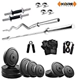 #5: Kore 20KG Combo 2-WB Home Gym