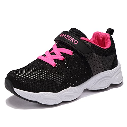 MAYZERO Kids Shoes Boys Girls Trainers Sport Running Walking Tennis Shoes Fashion Sneakers For School