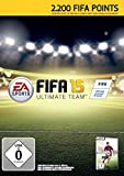 FIFA 15 - 2200 Ultimate Team Points (Code in the Box) - [PC]
