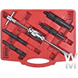 wondermantools® 5 piezas interior Teniendo Extractor Remover Ciegos Interna Deslice Martillo Set
