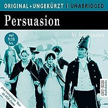 Persuasion. MP3-Hörbuch: Überredung. Die englische Originalfassung ungekürzt
